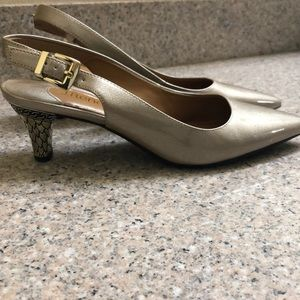 J. Renee Slingback Pump